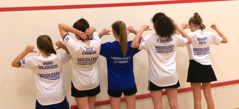 Middlesex Junior Squash: We Love This Photo!