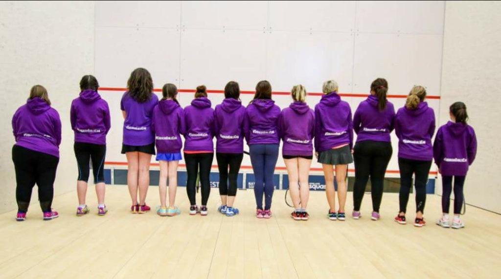 Husniye Akgogan - Middlesex Junior Squash 03