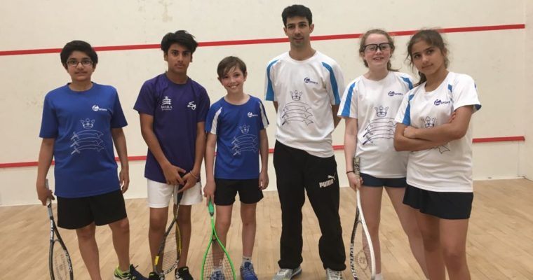 GP3 – U11/U13s South East Counties Tournament April 2018