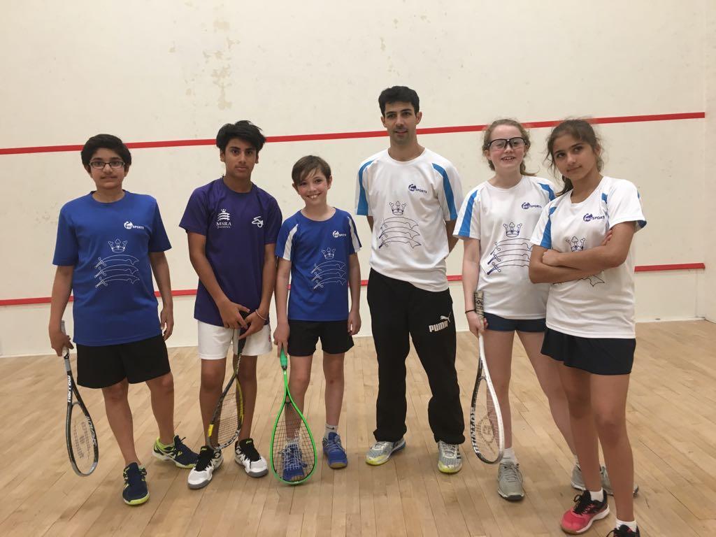 GP3 – U11/U13s South East Counties Tournament April 2018
