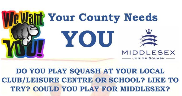 Middlesex Junior Trials