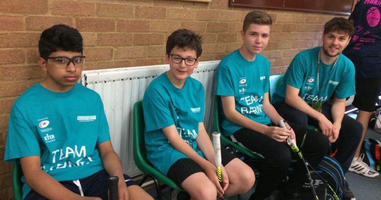 Middlesex Teams at the London Youth Games
