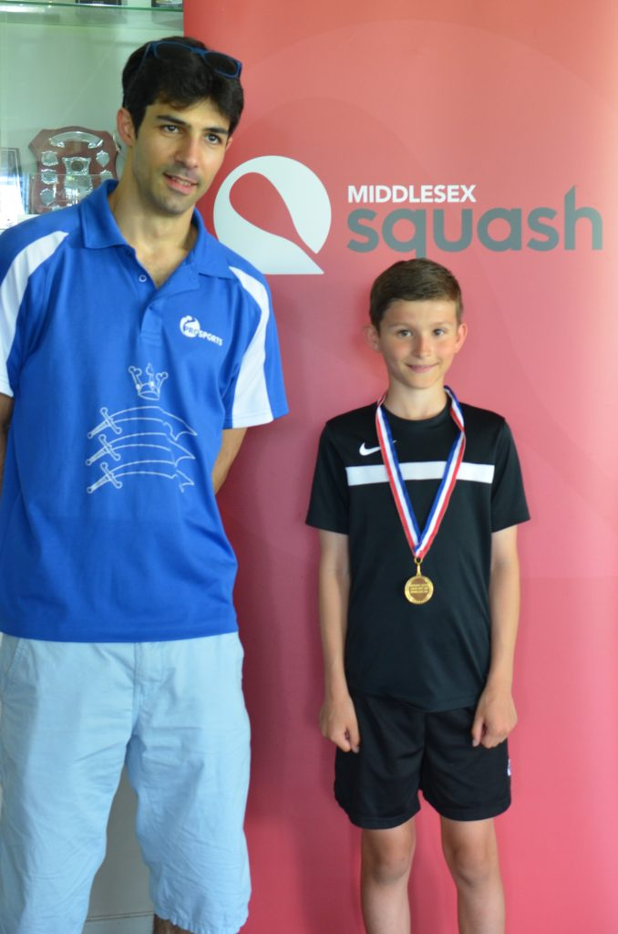Middlesex Junior Open 2018-16