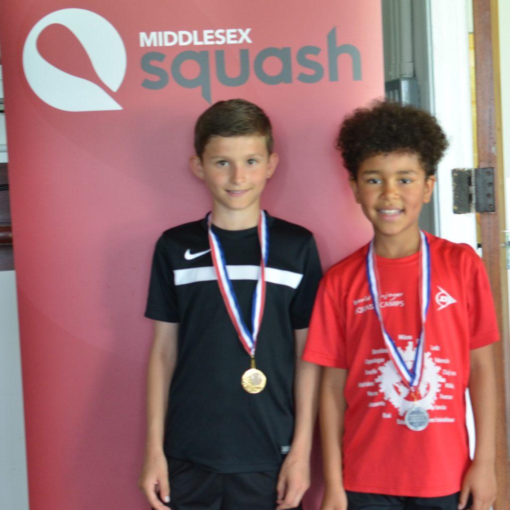Middlesex Junior Open 2018-17