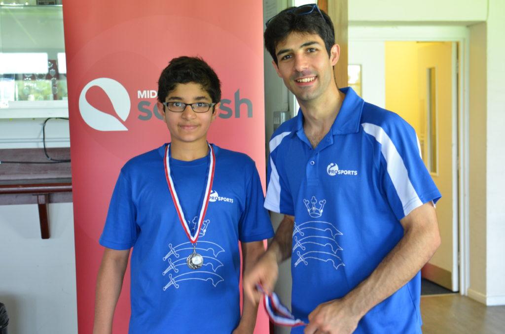 Middlesex Junior Open 2018-19