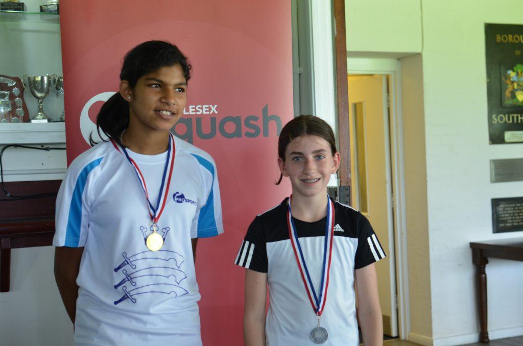 Middlesex Junior Open 2018-25
