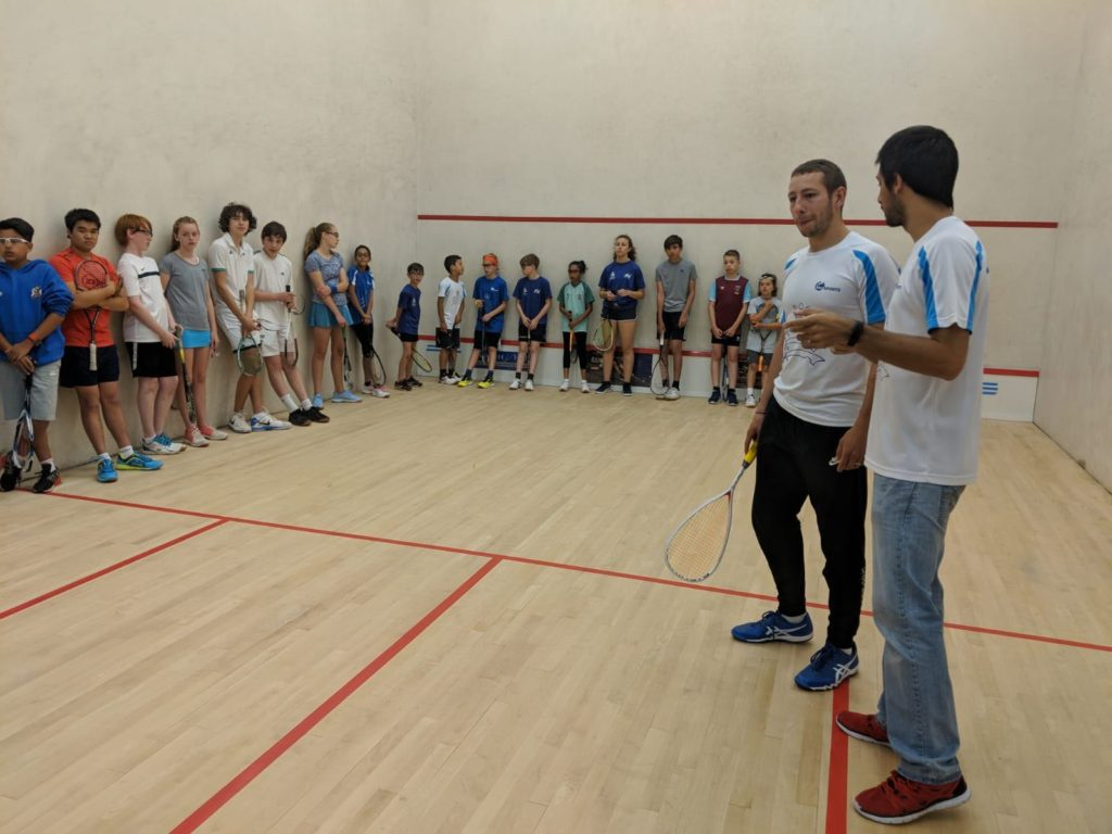 Middlesex Junior Squash Trials1