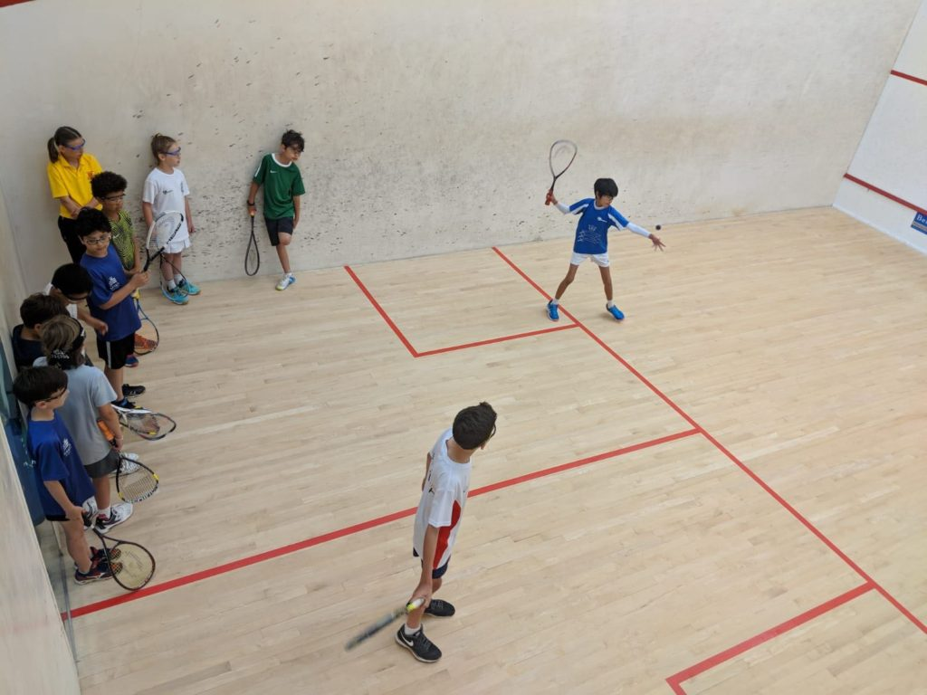 Middlesex Junior Squash Trials2