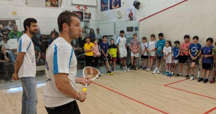 Middlesex Junior Squash Trials 2018