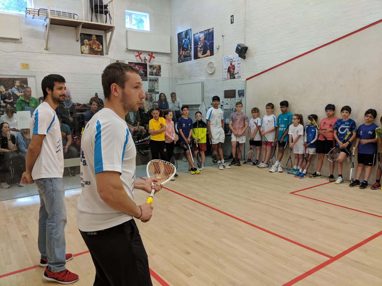 Middlesex Junior Squash Trials 2018
