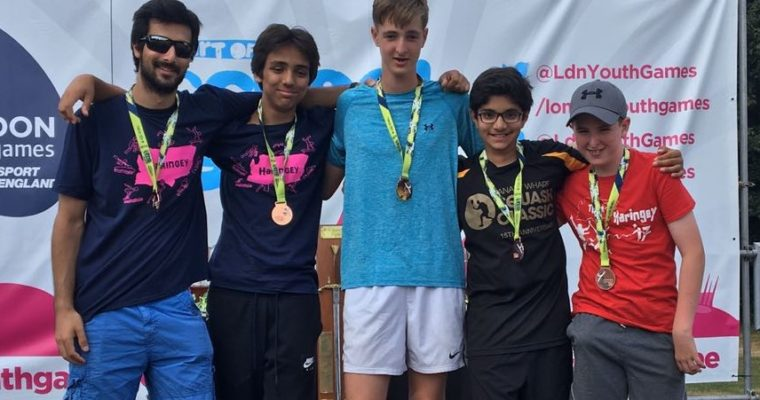 London Youth Games Finals @ Crystal Palace 8th July 2018