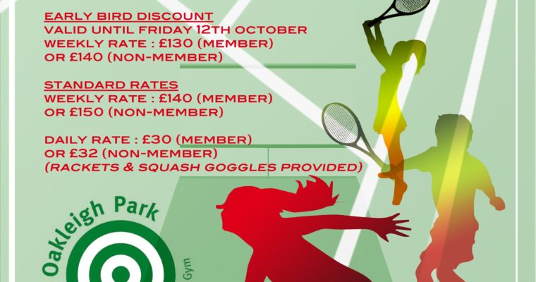 Half Term Camp at Oakleigh Park