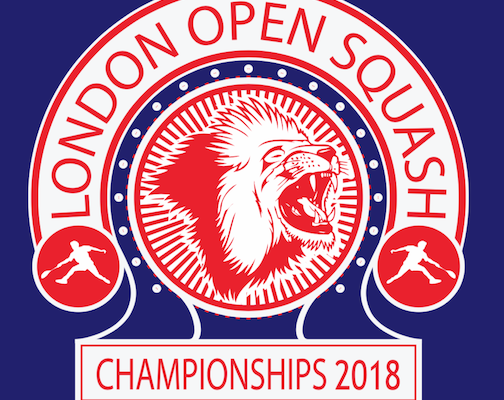 Tickets to the 'London Open Squash Championships'