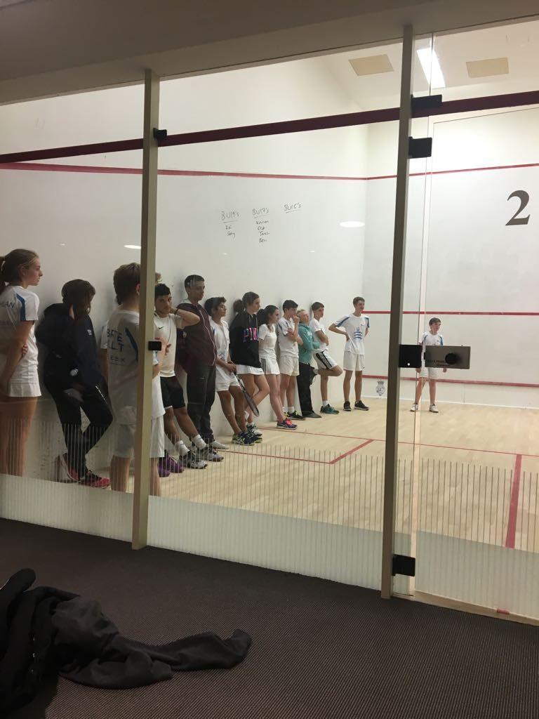 Middlesex Junior Squad - Team Building Nov 18-1