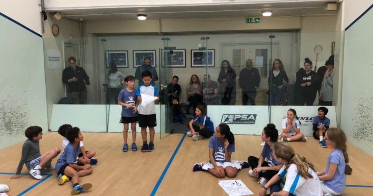 Middlesex Junior Squad – Team Building November 2018
