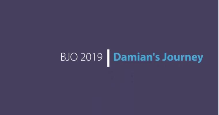 "Video: ""Damian's Journey"""