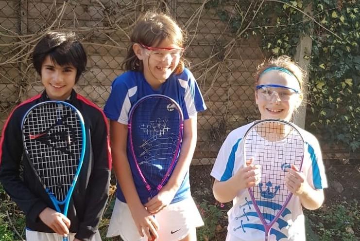 Dalia Brooks reflects on her 2018/19 Squash Season.