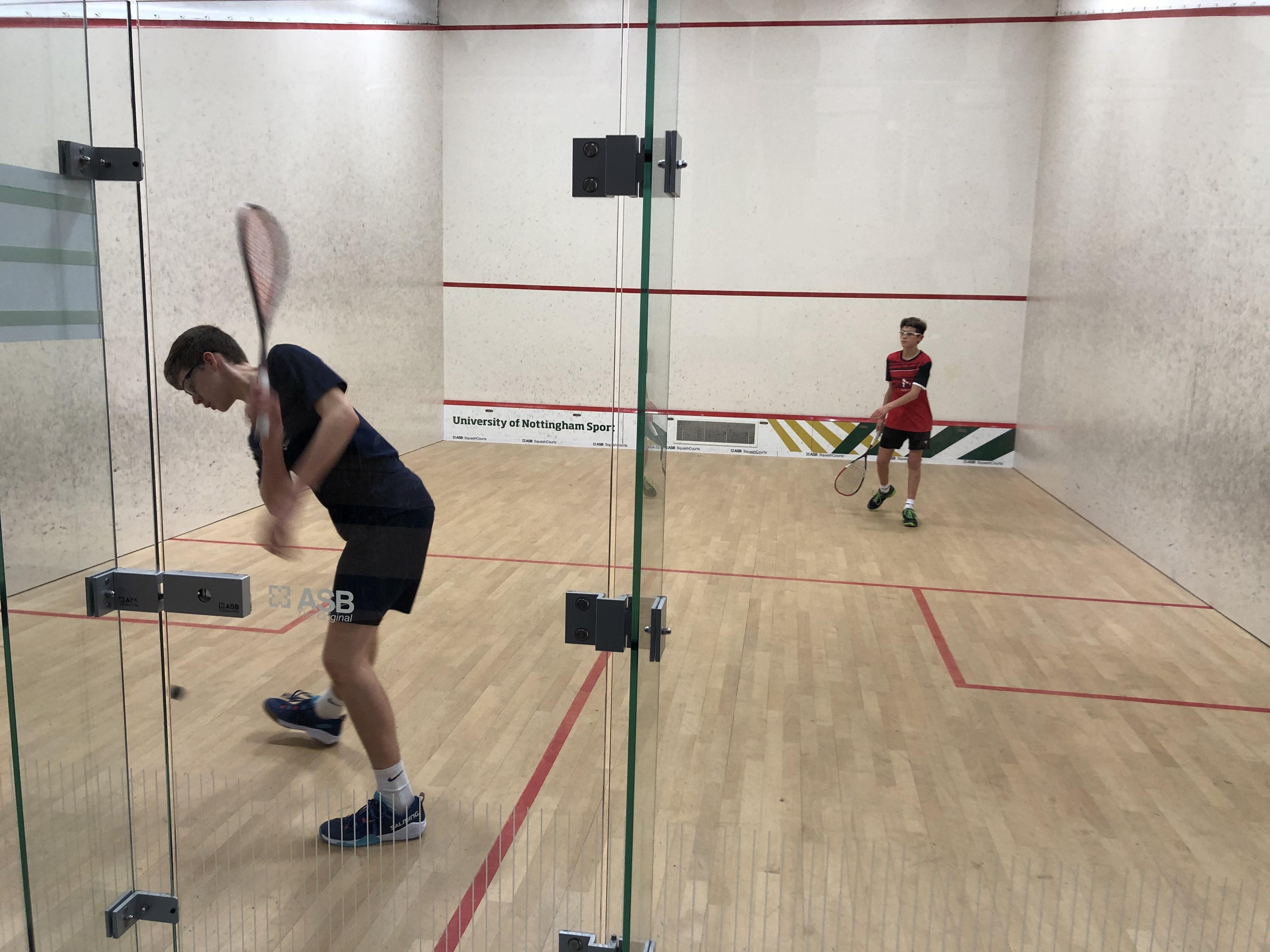 Report: James Carman at the Junior British Championships