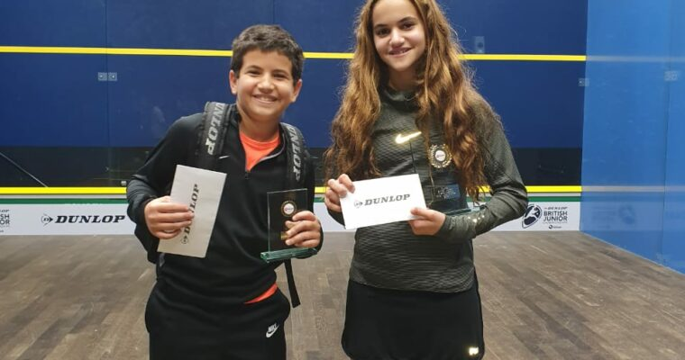 A Standout Performance for Middlesex Juniors at the British Junior Championships
