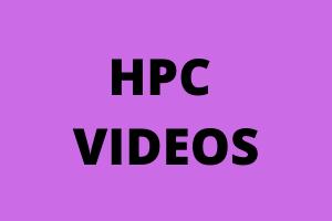 HPC Videos