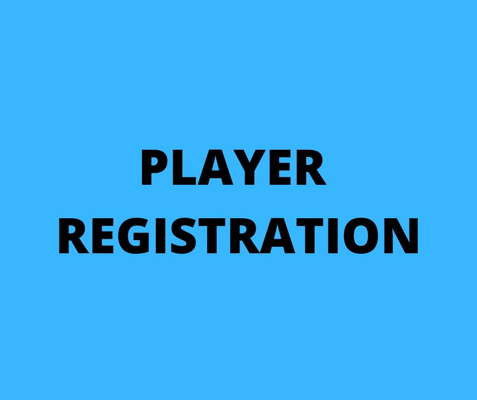 Player Registration