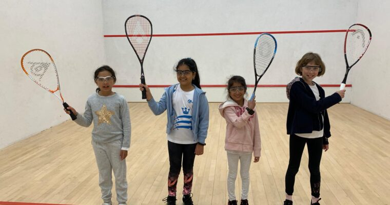 We're back!  Middlesex Juniors County Training 25th April 2021